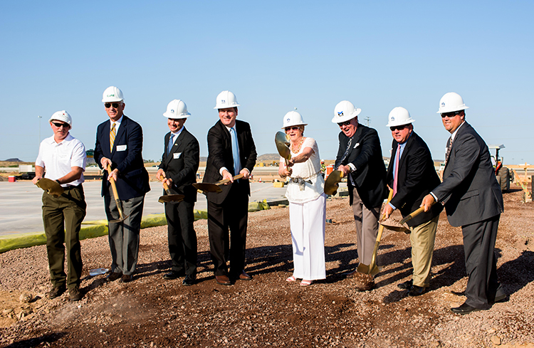 Norterra Groundbreaking